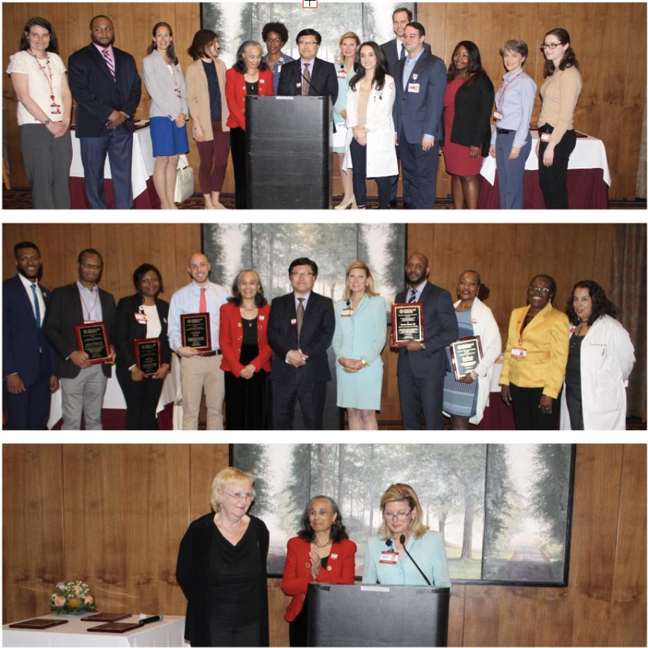 Ceremony And Reception Gap: Diversity Award Ceremony And Reception